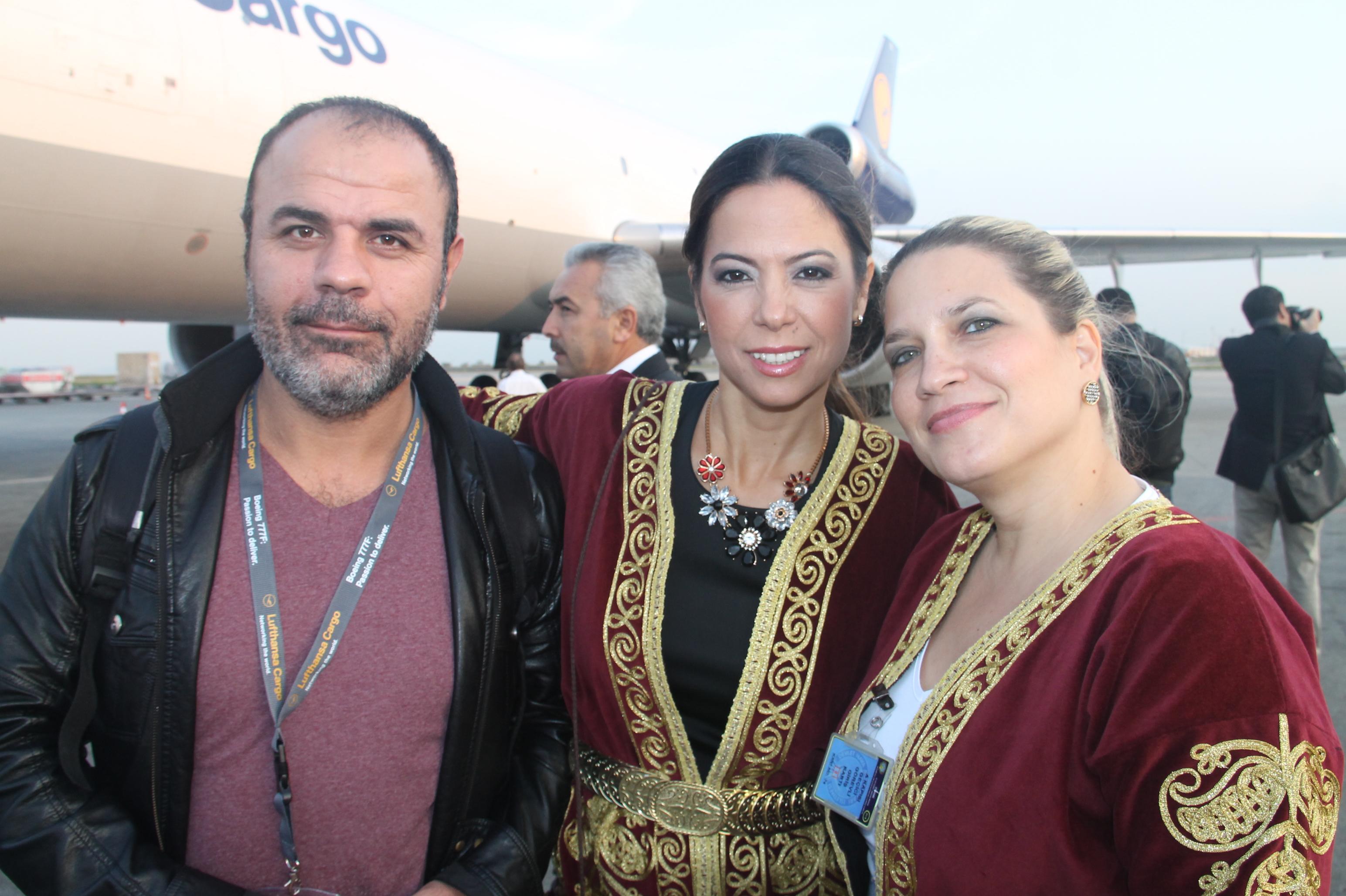 Lufthansa'nın yeni kargo uçağı Merhaba Turkey galerisi resim 3