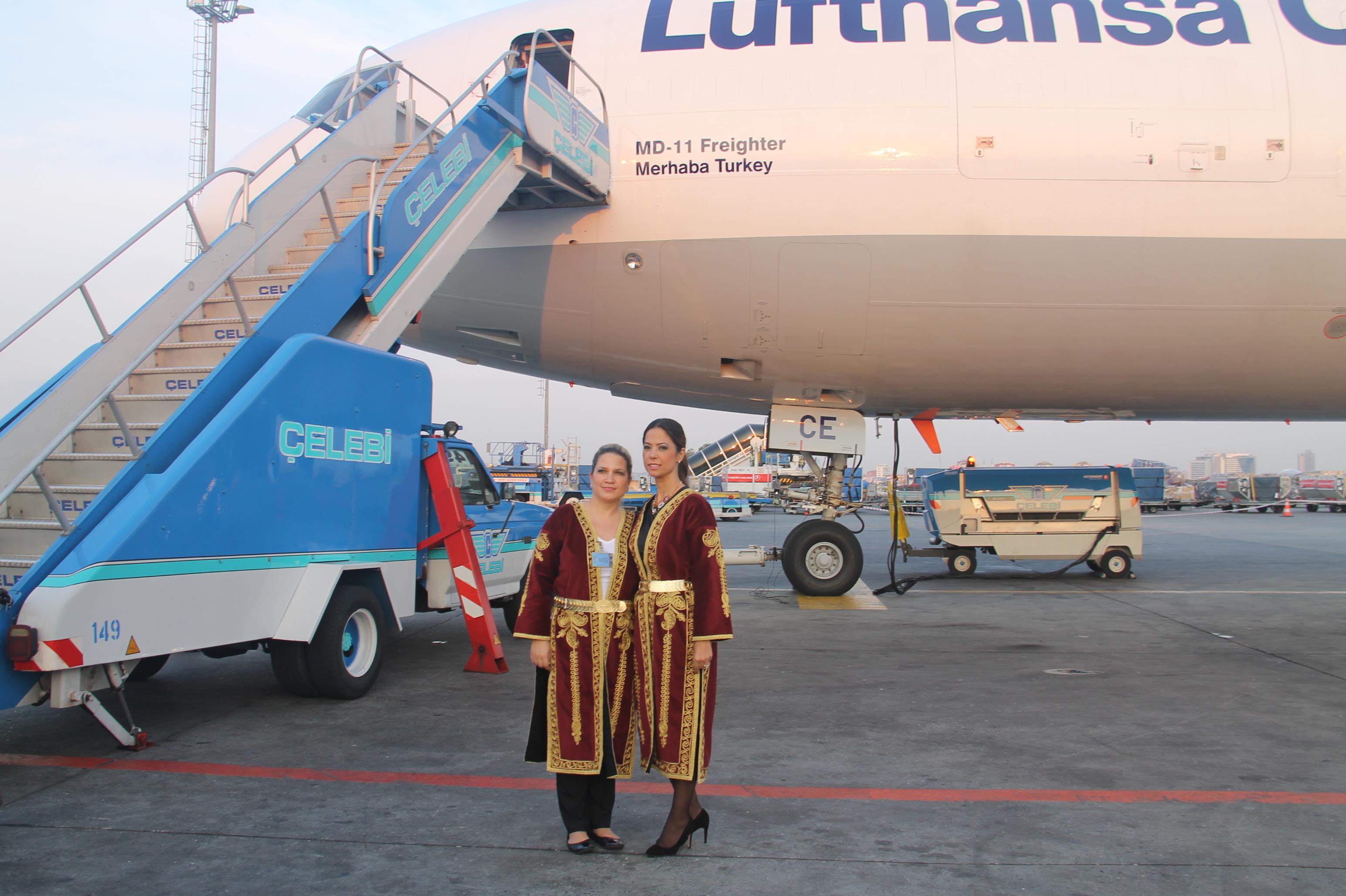 Lufthansa'nın yeni kargo uçağı Merhaba Turkey galerisi resim 4