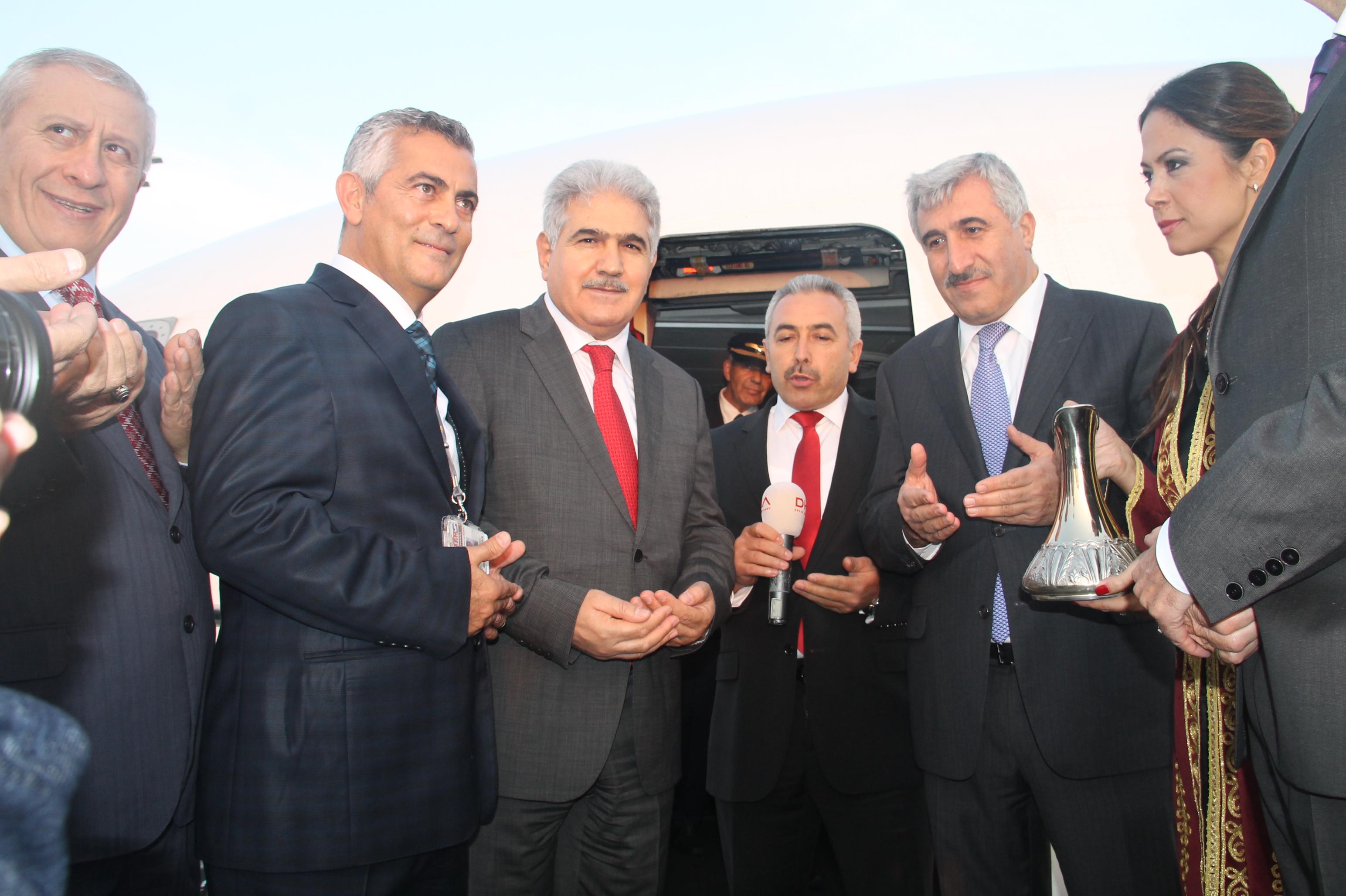 Lufthansa'nın yeni kargo uçağı Merhaba Turkey galerisi resim 5