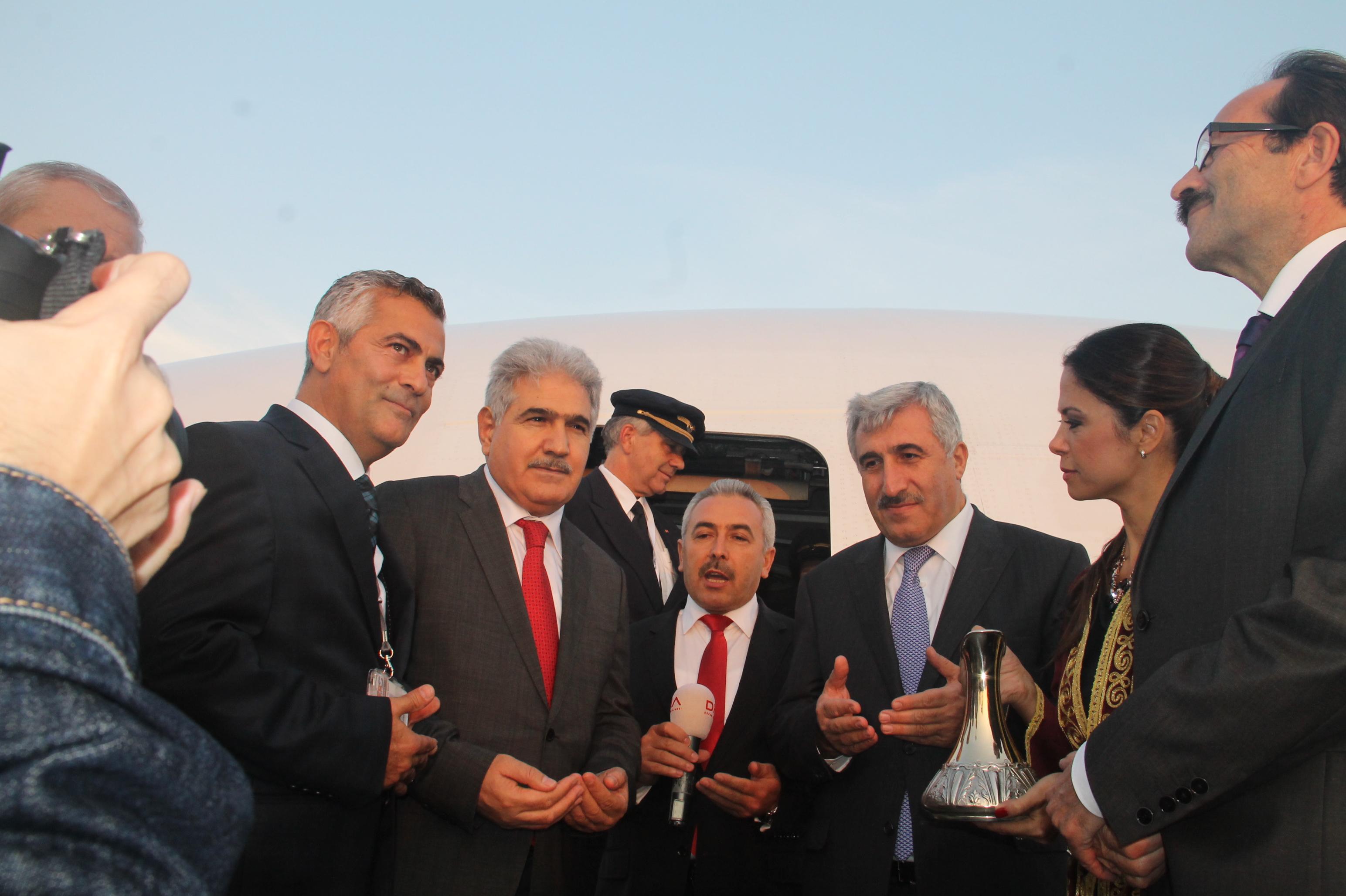Lufthansa'nın yeni kargo uçağı Merhaba Turkey galerisi resim 6