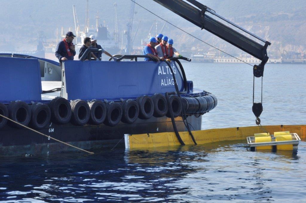 Nemrut limanlar bölgesi Uzmar ile acil durumlara hazır galerisi resim 1