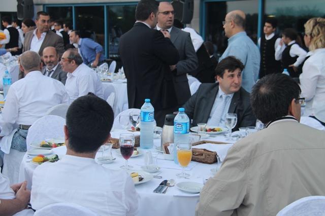 UND iftarına yoğun katılım galerisi resim 1