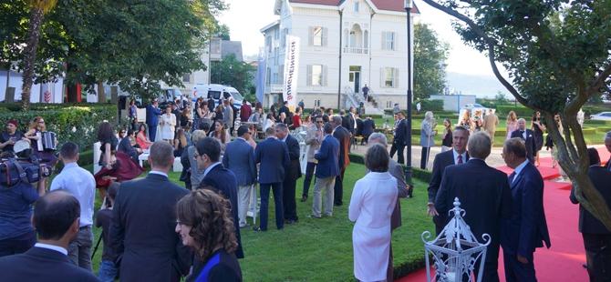 Türk-Alman iş dünyası Yaz Partisi'nde buluştu galerisi resim 4
