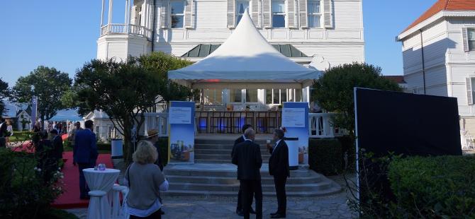 Türk-Alman iş dünyası Yaz Partisi'nde buluştu galerisi resim 5