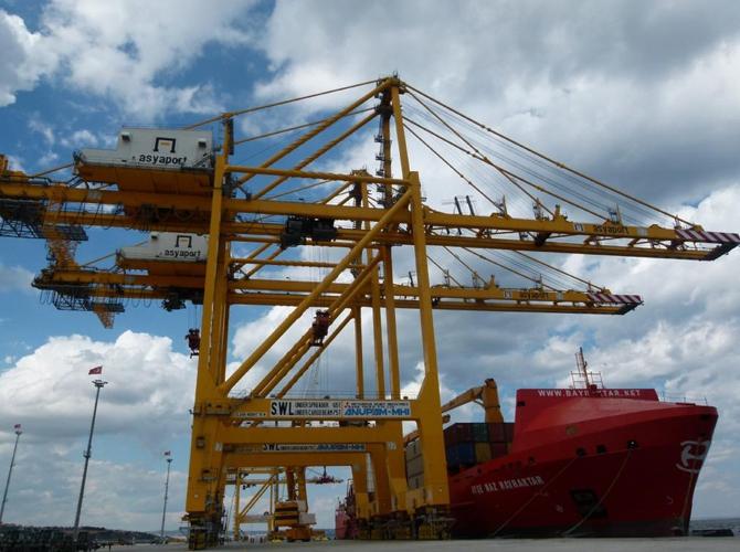 Hizmet veremeyeceğimiz konteyner gemisi yok galerisi resim 1