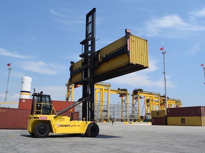 Hizmet veremeyeceğimiz konteyner gemisi yok galerisi resim 11
