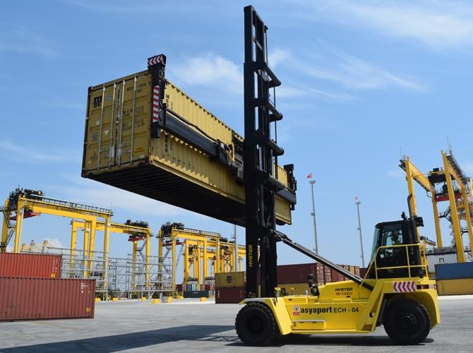 Hizmet veremeyeceğimiz konteyner gemisi yok galerisi resim 12