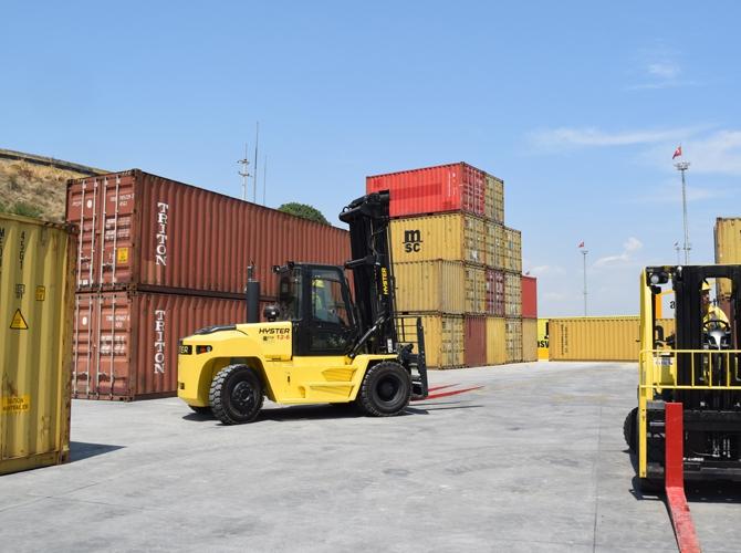 Hizmet veremeyeceğimiz konteyner gemisi yok galerisi resim 14