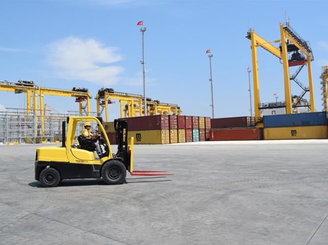 Hizmet veremeyeceğimiz konteyner gemisi yok galerisi resim 15