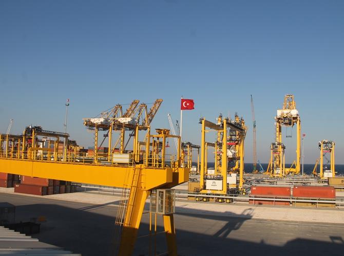 Hizmet veremeyeceğimiz konteyner gemisi yok galerisi resim 2