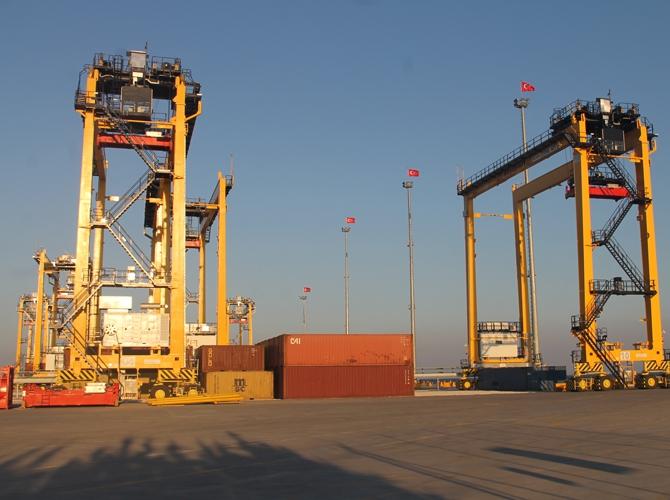 Hizmet veremeyeceğimiz konteyner gemisi yok galerisi resim 5