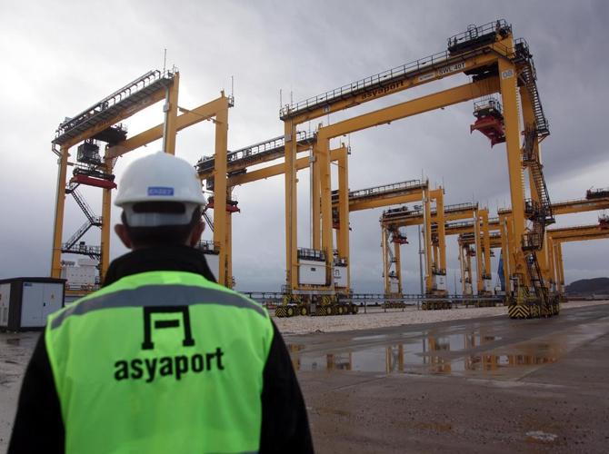 Hizmet veremeyeceğimiz konteyner gemisi yok galerisi resim 7