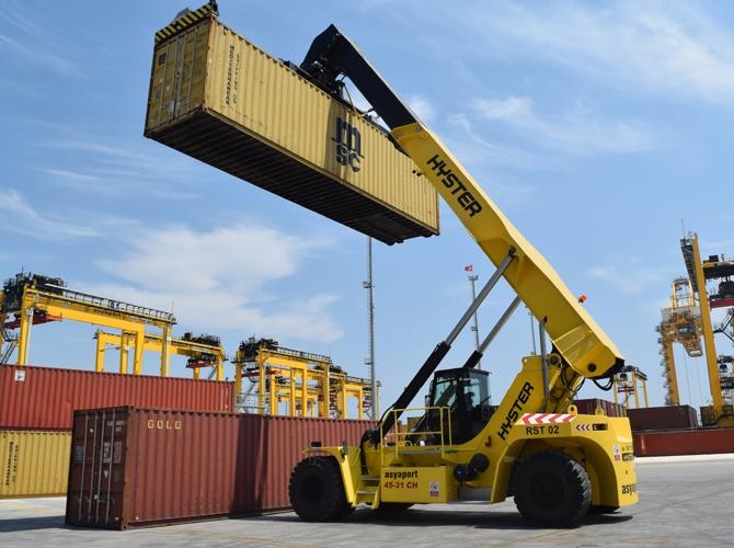 Hizmet veremeyeceğimiz konteyner gemisi yok galerisi resim 8