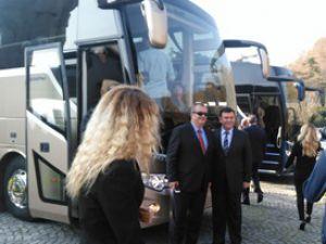Temsa MARATON otobüs lansmanı