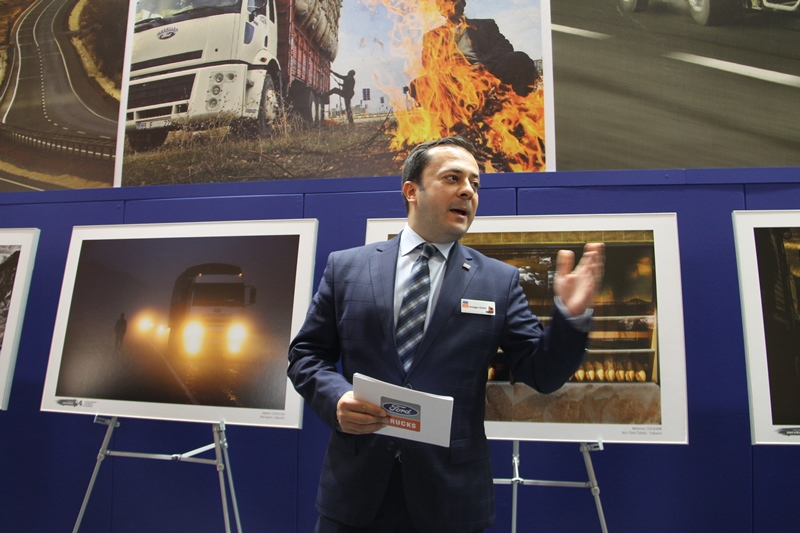 Ford Trucks 1846T Midilli Çekici Logitrans'ta galerisi resim 10