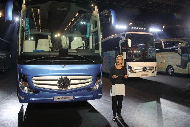 Mercedes Benz-Türk Yeni Travego lansmanı galerisi resim 1