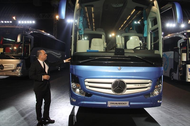Mercedes Benz-Türk Yeni Travego lansmanı galerisi resim 11
