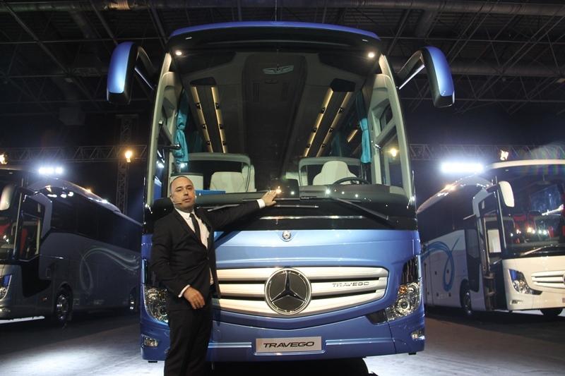 Mercedes Benz-Türk Yeni Travego lansmanı galerisi resim 13