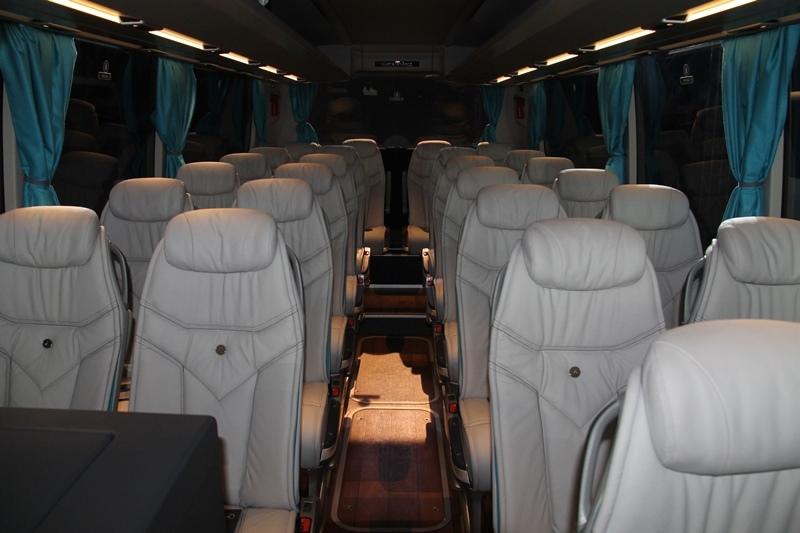 Mercedes Benz-Türk Yeni Travego lansmanı galerisi resim 17
