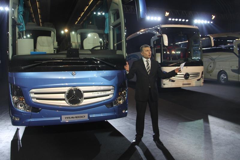 Mercedes Benz-Türk Yeni Travego lansmanı galerisi resim 7