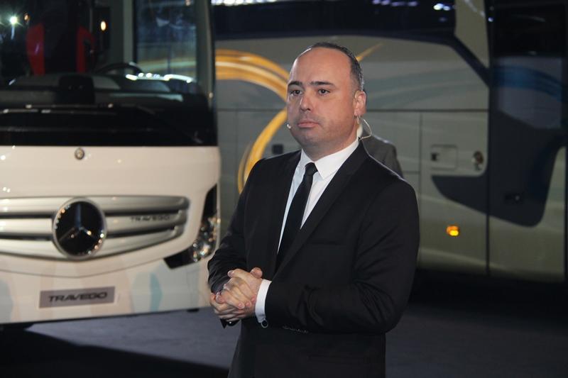 Mercedes Benz-Türk Yeni Travego lansmanı galerisi resim 9