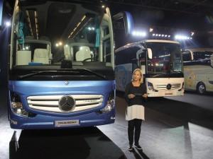 Mercedes Benz-Türk Yeni Travego lansmanı