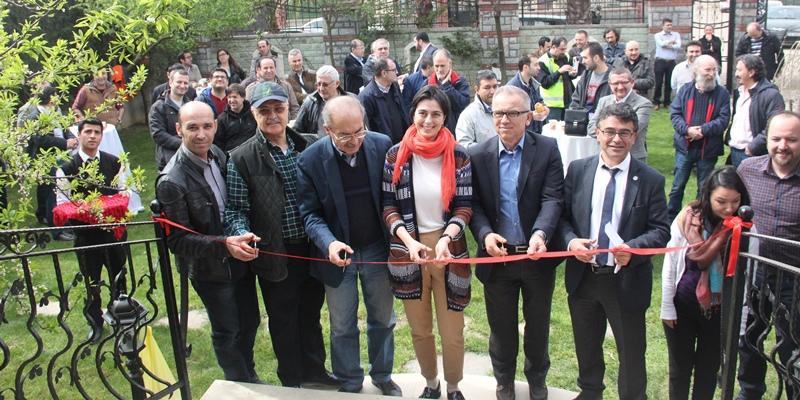 GMO yeni genel merkezinin açılışını yaptı galerisi resim 5