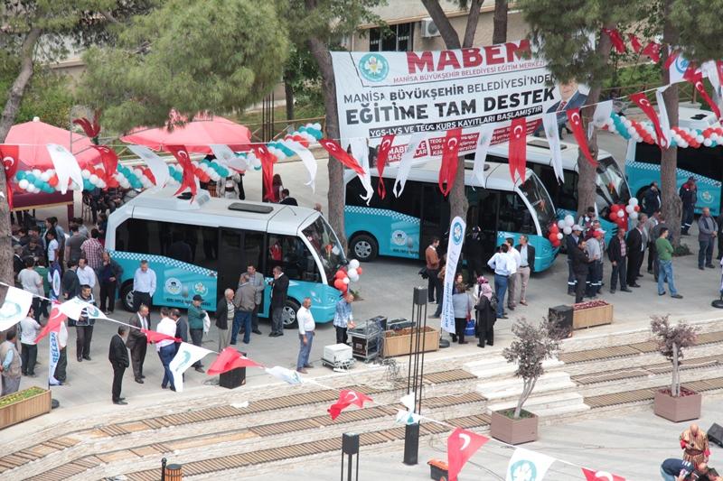 Manisa'nın ulaşımı Karsan'a emanet galerisi resim 16