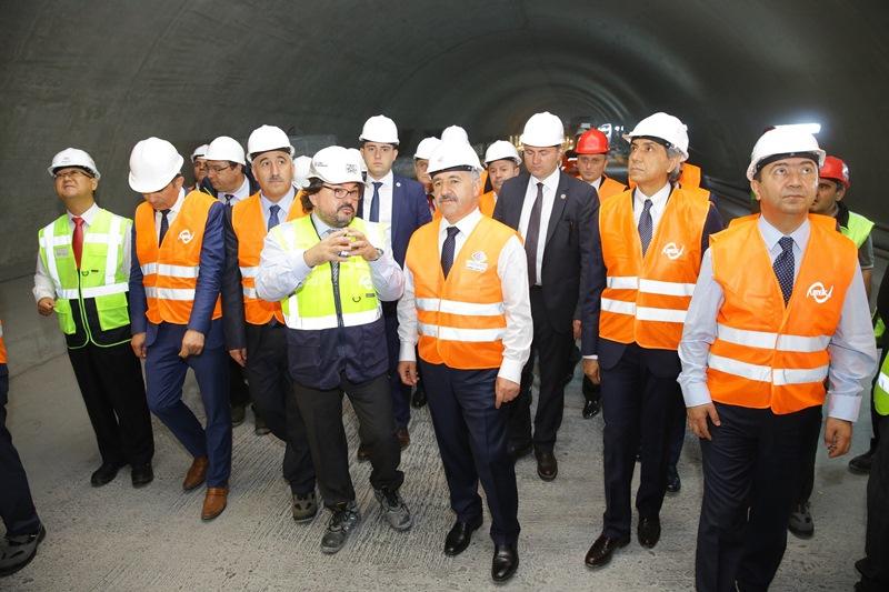 Avrasya Tüneli, trafik yükünü almaya geliyor galerisi resim 9