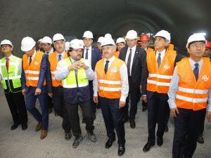 Avrasya Tüneli, trafik yükünü almaya geliyor