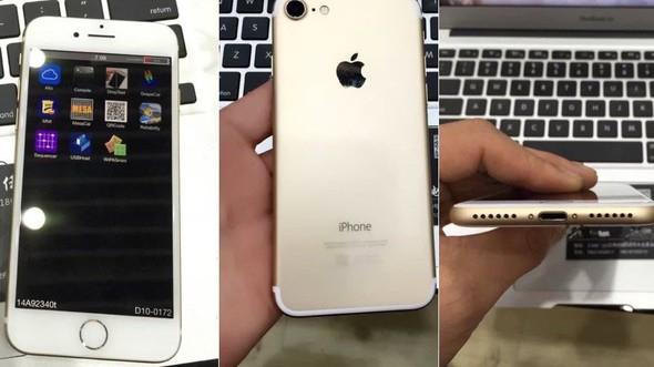 İşte Apple'ın son bombası: iPhone 7! galerisi resim 1