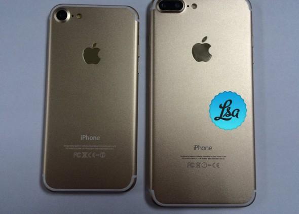 İşte Apple'ın son bombası: iPhone 7! galerisi resim 3