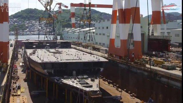 Devasa gemiler böyle yapılıyor! galerisi resim 17