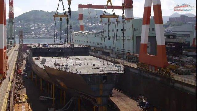 Devasa gemiler böyle yapılıyor! galerisi resim 18