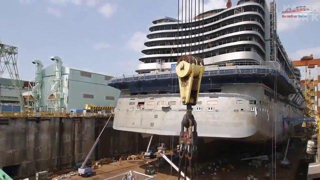 Devasa gemiler böyle yapılıyor! galerisi resim 40