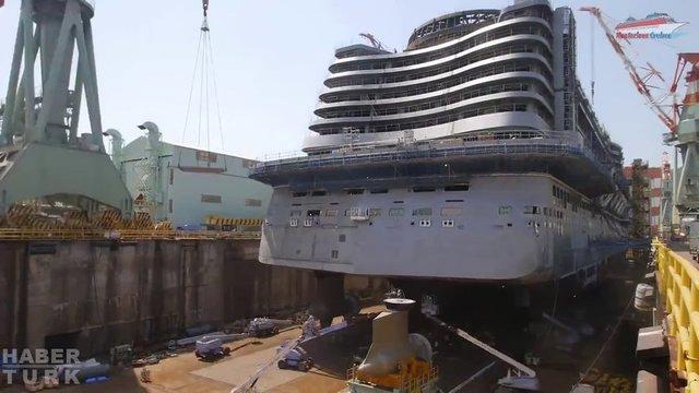 Devasa gemiler böyle yapılıyor! galerisi resim 42