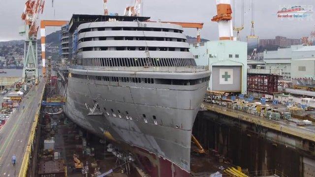 Devasa gemiler böyle yapılıyor! galerisi resim 48
