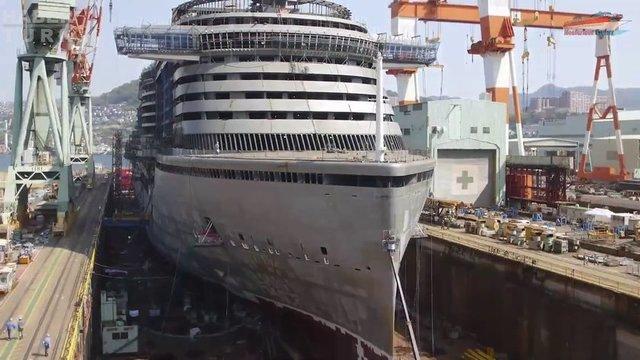 Devasa gemiler böyle yapılıyor! galerisi resim 53