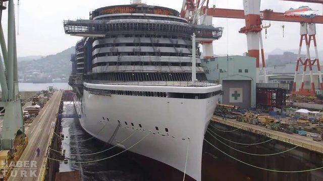 Devasa gemiler böyle yapılıyor! galerisi resim 55