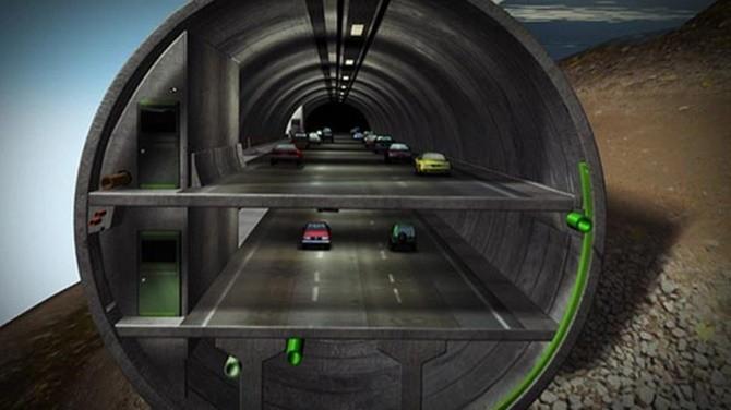 Avrasya Tüneli'nin geçiş ücreti belli oldu galerisi resim 1