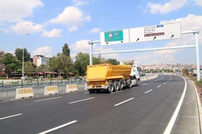 Avrasya Tüneli'nin geçiş ücreti belli oldu galerisi resim 5