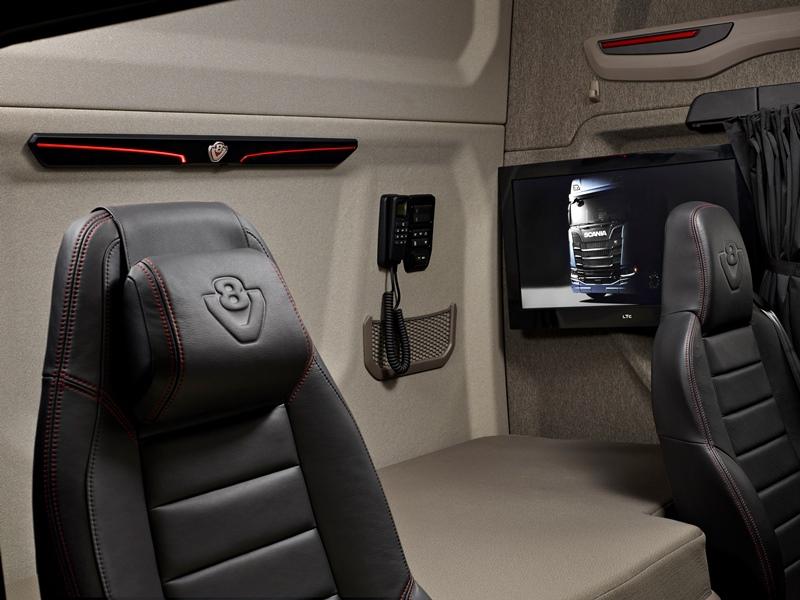 Scania, 2 milyar € harcadı, geleceğin aracını üretti galerisi resim 1