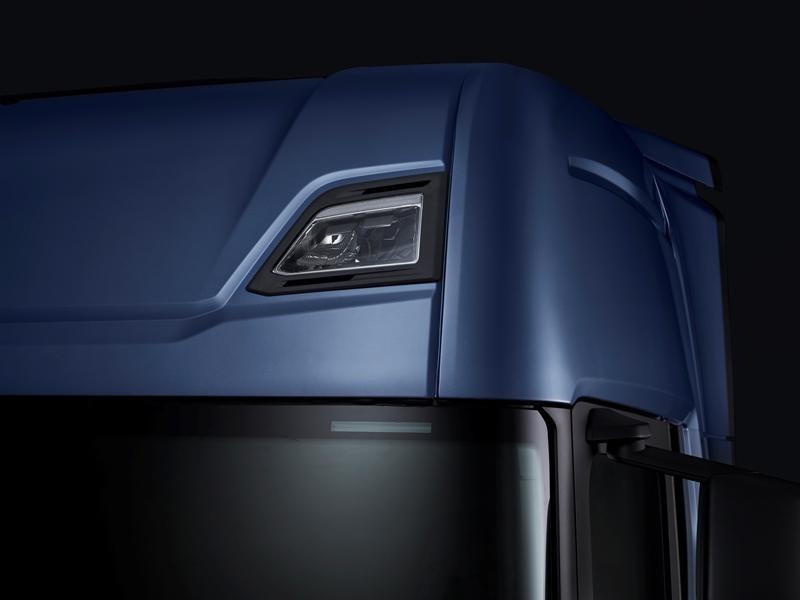 Scania, 2 milyar € harcadı, geleceğin aracını üretti galerisi resim 16