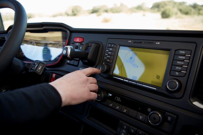 Scania, 2 milyar € harcadı, geleceğin aracını üretti galerisi resim 4