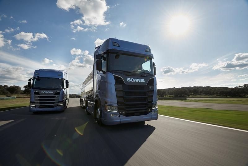 Scania, 2 milyar € harcadı, geleceğin aracını üretti galerisi resim 6