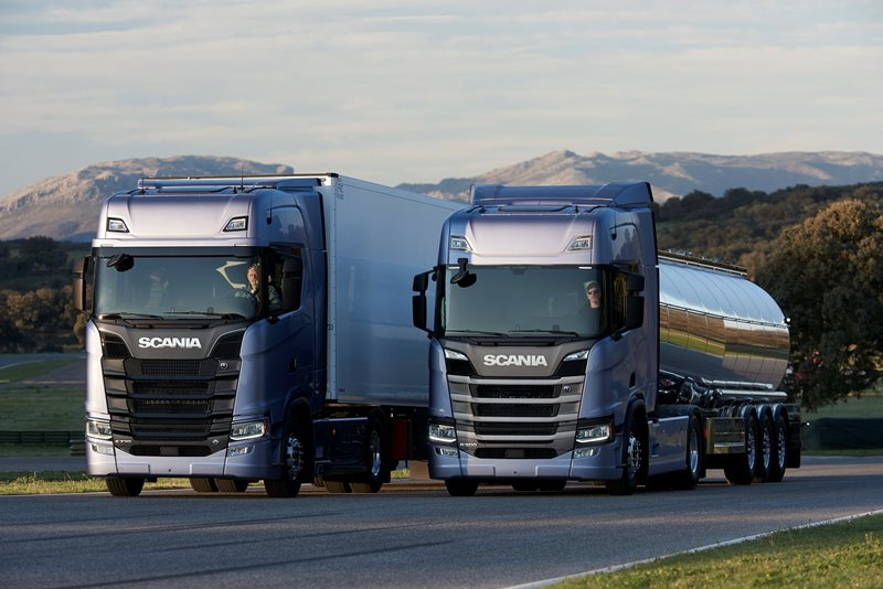 Scania, 2 milyar € harcadı, geleceğin aracını üretti galerisi resim 7
