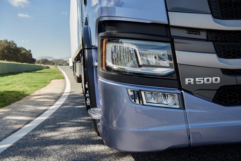 Scania, 2 milyar € harcadı, geleceğin aracını üretti galerisi resim 8