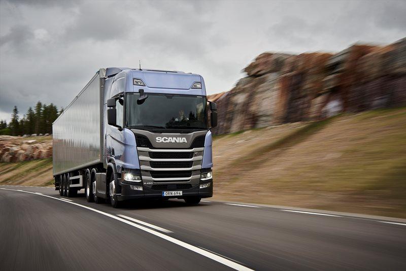 Scania, 2 milyar € harcadı, geleceğin aracını üretti galerisi resim 9