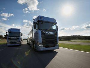 Scania, 2 milyar € harcadı, geleceğin aracını üretti