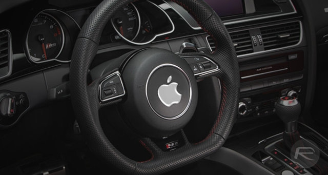Apple'dan otomobil dünyasını üzen karar galerisi resim 2